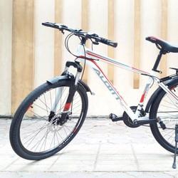Xe đạp ALCOTT - Khung thép 26