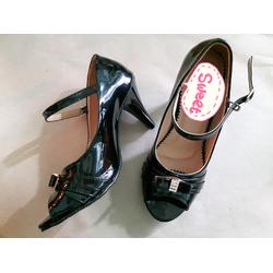 giày cao gót 39- mờ hoặc bóng