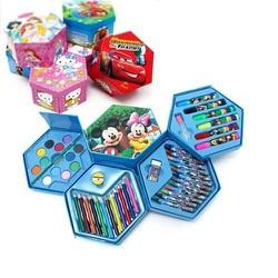 Hộp bút màu xoay hộp với thiết kế mới lạ, phong cách độc đáo