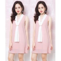 Đầm suông thiết kế đơn giản thanh lịch