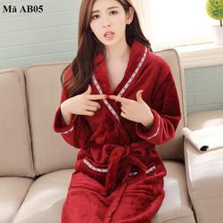 Áo khoác bông thời trang nam AB05
