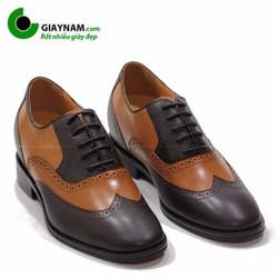 Giày tăng chiều cao nhập khẩu 7cm