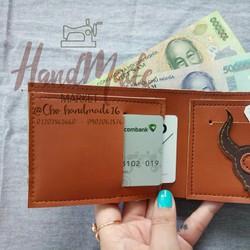 Ví tiền Handmade cung hoàng đạo