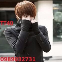 Tóc giả nam Hàn quốc phong cách - TT40