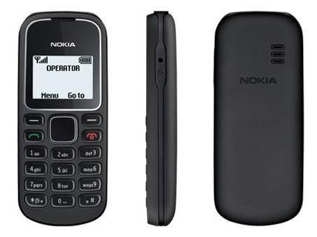 Điện Thoại Nokia 1280 Kèm Pin Sạc 3