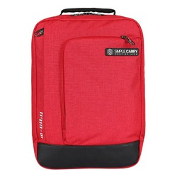 Balo153-Balo đựng laptop 13inch Simplecarry M-city D.Red