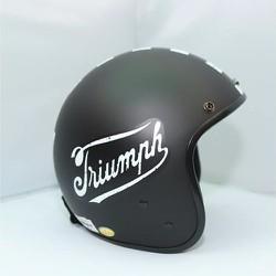 Mũ Bảo Hiểm 3-4 Triumph 67 Chita