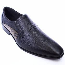 Giày lười công sở nam vân ngoài da trăn cung cấp bởi vnHieu