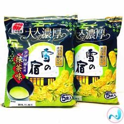 Bánh gạo trà xanh Seika - hàng xách tay Nhật Bản