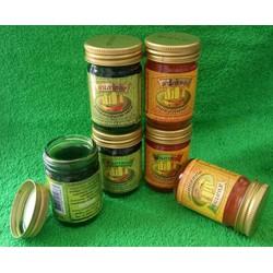 Bộ 7 hũ dầu cù là xoa bóp Cánh Buồm Thái Lan
