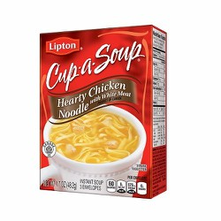 Soup Lipton Hearty Chicken Noodle