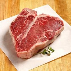 Lõi Nạc Vai Bò Mỹ Loại Choice 1kg cắt lát 2cm