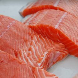 Cá hồi Na Uy fillet - tươi khay 500gr