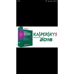 kasperky internet security 2016