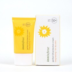 Innisfree Perfect UV Protection Cream Long Lasting For Dry Skin