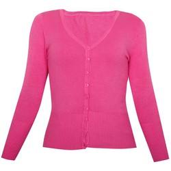 Áo khoác cardigan nữ len mỏng nhẹ cúc cổ tim ZENKO CARDIGAN NU 006 HP