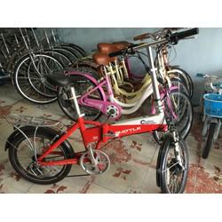 xe đạp trợ lực Battlet