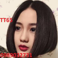 Tóc giả nữ  cá tính Hàn Quốc - TT65