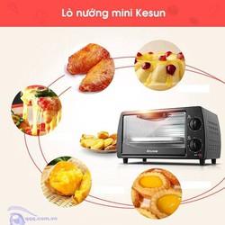 Bếp nướng điện Kesun - lò nướng