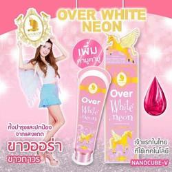 Kem dưỡng siêu trắng da toàn thân sau 7 ngày Over White Neon by Mn