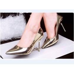 Giày ánh vàng sang trọng R45V