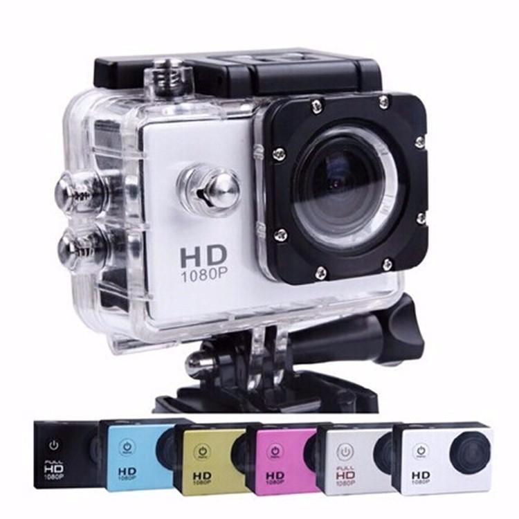 Camera hành trình chống nước U9 - FULL HD -1080P - Xanh 2