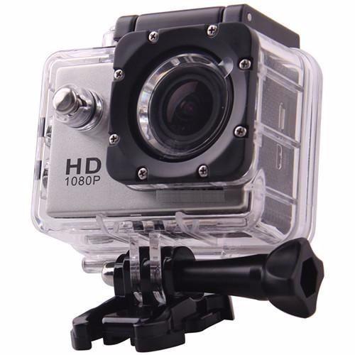 Camera hành trình chống nước U9 - FULL HD -1080P - Xanh 4