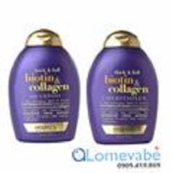 DẦU GỘI OGX Thick and Full Biotin and Collagen Shampoo