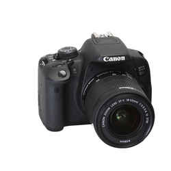 Canon EOS 750D 24MP với Lens kit EF-S 18-55 IS- Freeship HCM