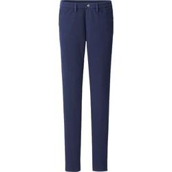 Quần legging nữ chất dày dặn màu 68 Blue - hàng nhập Nhật