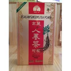 TRÀ SÂM HÀN QUỐC - Korean Gingseng Tea Power