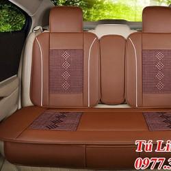 Bộ áo bọc da ghế cho ô tô mẫu 1