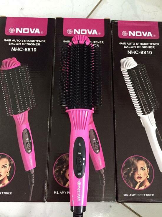 Lược điện uốn tóc Nova NHC-8810 1