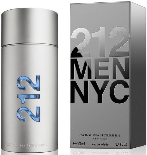 Nước hoa nam 212 Men NYC 100ml 1