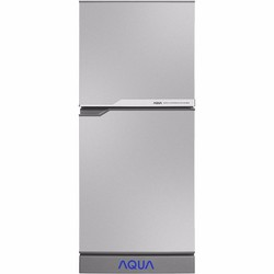 Tủ lạnh Aqua 2 cửa 123L  AQR-125BN