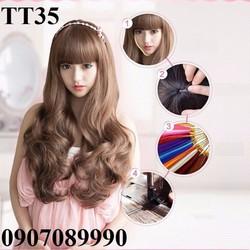 tóc giả nữ hàn quốc TT35
