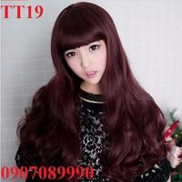 tóc nữ hàn quốc - TT19