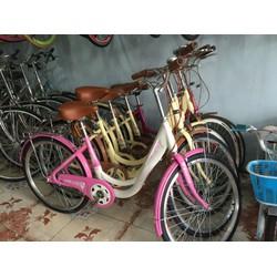 xe đạp ngỗng - 18inch - cô nàng dáng thiên nga.