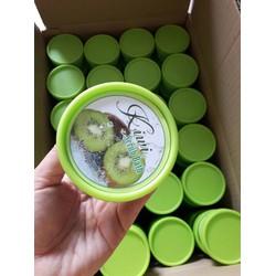 Tắm khô kiwi 200g trắng da tự nhiên