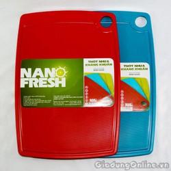 Thớt nhựa kháng khuẩn NanoFresh