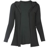 Áo khoác mỏng nhẹ cardigan nữ có cổ  CARDIGAN NU 007 DGR