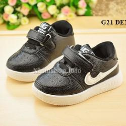 Giày bé trai 1 - 3 tuổi G21 kiểu dáng năng động và cá tính