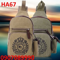 Túi đeo chéo nam  Hàn Quốc - HA67