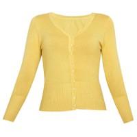 Áo khoác cardigan nữ len mỏng nhẹ cúc cổ tim CARDIGAN NU 006 Y