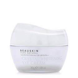 Kem dưỡng trắng da vùng mắt Beauskin Crystal Whitening Eye Cream
