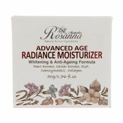 Kem dưỡng trắng Rosanna Advanced Age Radiance Moisturizer 50g