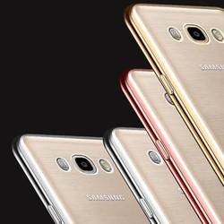 Ốp lưng Samsung Galaxy J7 2016 dẻo viền màu