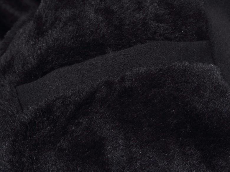 Áo khoác dạ nam lót lông AN45 6