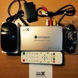 TV Box Q9 4K 8G ROM KM chuột không dây Forter V181