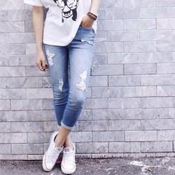 quần jeans nữ cực chất Street Jeans